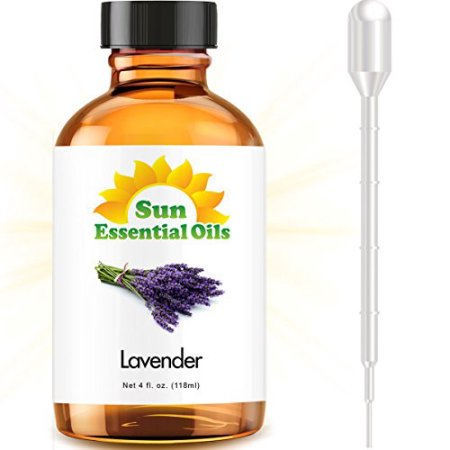 French Lavender (Large 4oz) Best Essential Oil