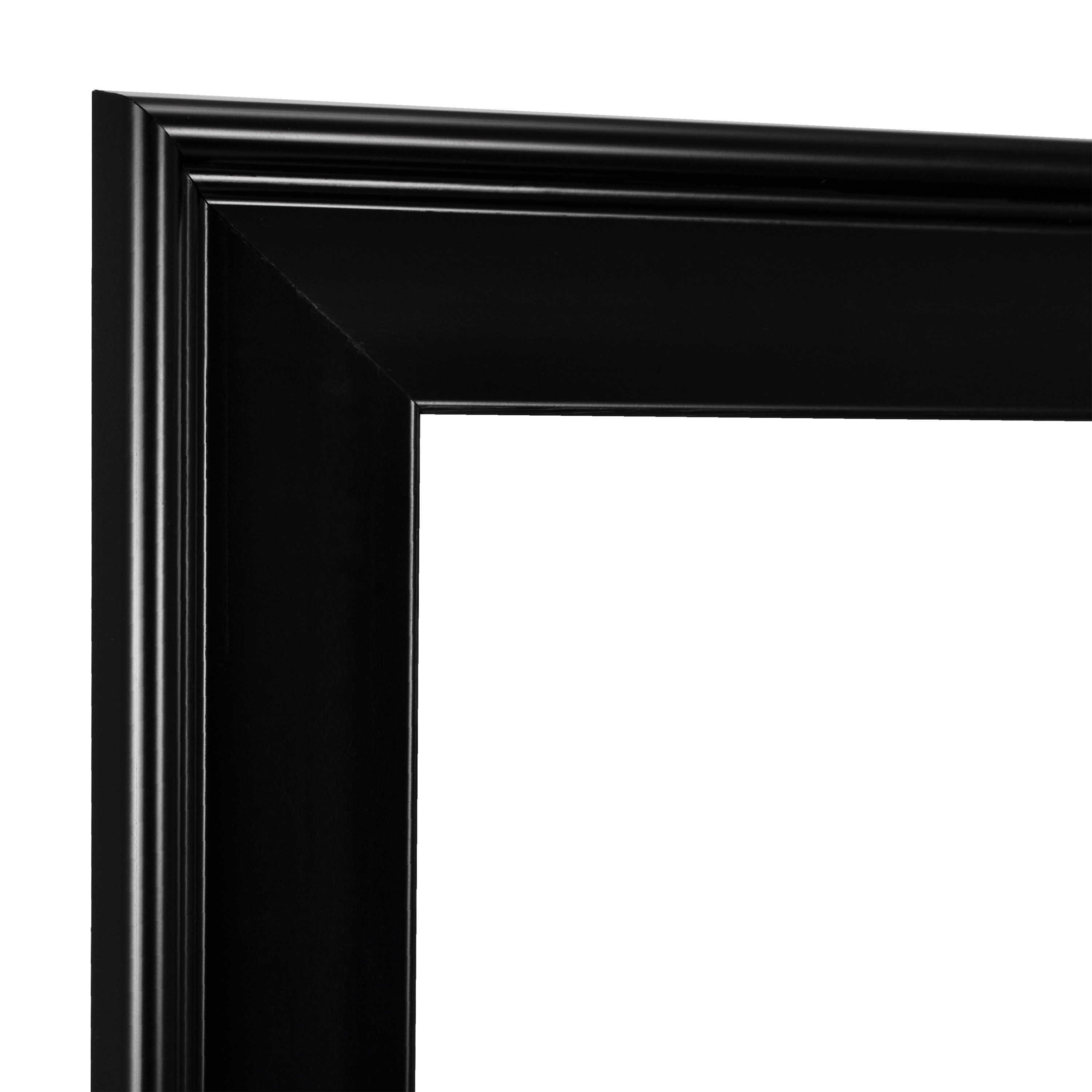 Mainstays 24x36 Casual Poster and Picture Frame, Black - Walmart.com