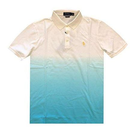2b9c7ce2b Polo Ralph Lauren - Polo Ralph Lauren Mens Classic Fit Mesh Polo T-Shirt  (M