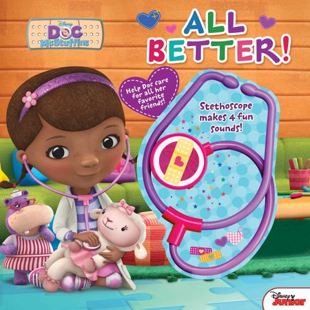 Disney Doc McStuffins: All Better!](Doc Mcstuffins Halloween Stencil)