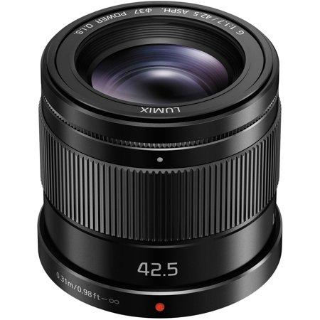 Panasonic Lumix G 42.5mm f/1.7 Power OIS Lens