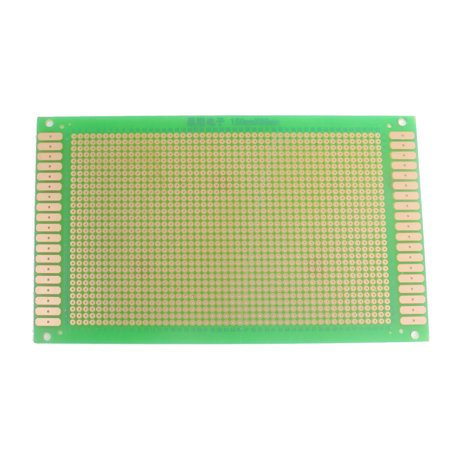 "6"" x 3.5"" DIY FR4 PCB Circuit Board Prototyping Prototype Stripboard"