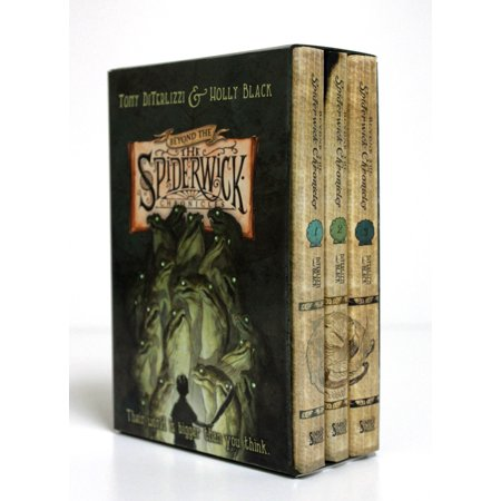 Beyond the Spiderwick Chronicles (Boxed Set) : The Nixies Song; A Giant Problem; The Wyrm King - A Halloween Songs
