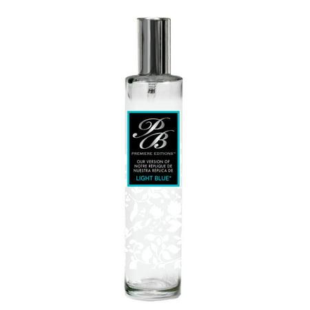 PB Premiere Editions, version of Light Blue* by PB ParfumsBelcam, Eau de Parfum Spray for Women, 1.7