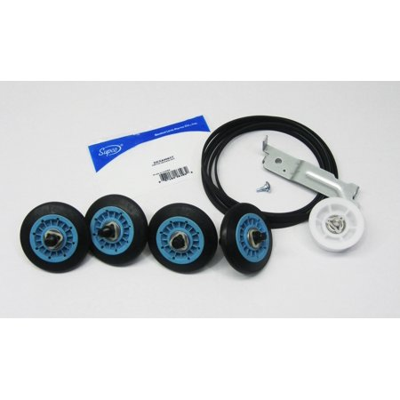 Dryer Repair Maintenace Kit for Samsung Belt Idler Pulley (Bmw Idler Pulley)