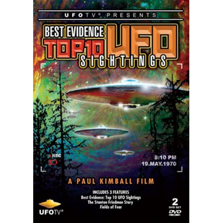 BEST EVIDENCE-TOP 10 UFO SIGHTINGS (DVD) (DVD)