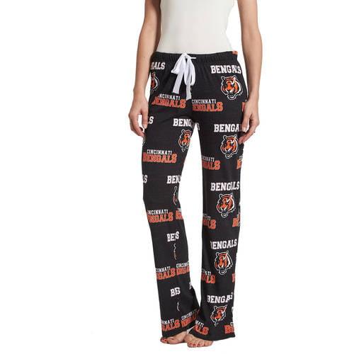 NFL Cincinnati Bengals Tackle Ladies' AOP Knit Pant