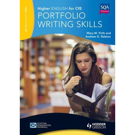 Higher English for CfE: Portfolio Writing Skills -