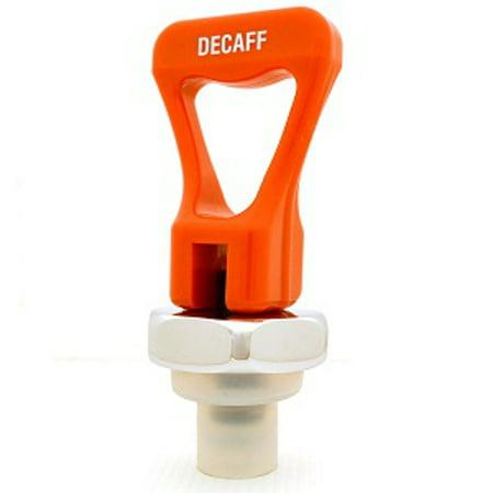 Faucet Upper Assembly, Orange Handle,