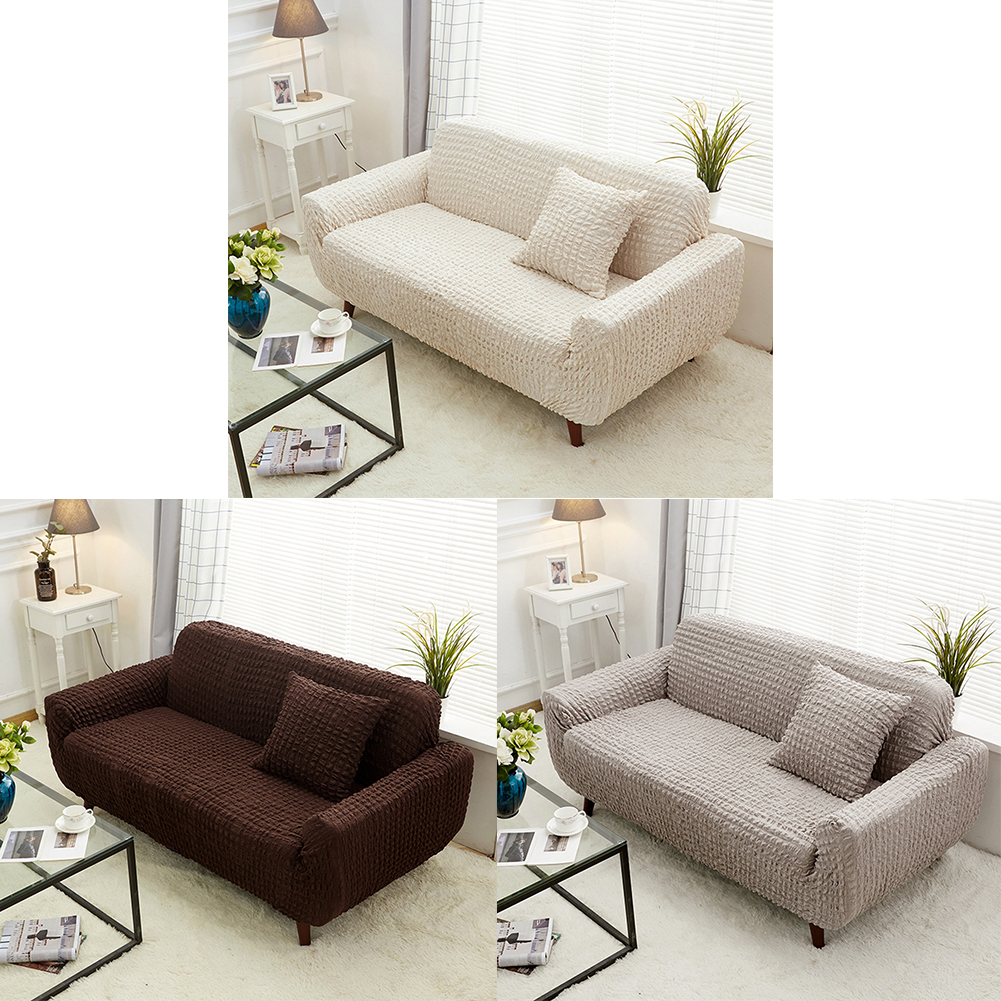 """Universal Thickened All-covered Sofa Cover/Protector Non-slip Sofa Towel Stretch Sofa Slipcover for Width 55.12""""-70.87"""" Sofa"""