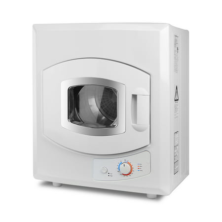 Barton Xtremepowerus 9lb electric stainless steel tumble dryer portable compact rv dome
