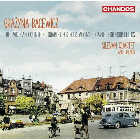 Two Piano Quintets / Quartet for Four Violins (Piano Quintet Violin)
