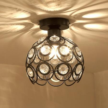 Modern Ceiling Lighting Flushmount Light Fixture For Bedroom Bathroom by Iuhan ()