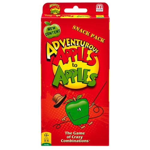 Apples to Apples Adventurous Snack Pack