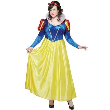 Snow White Halloween Tutorial (Snow White Plus Size Costume)