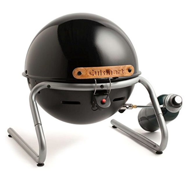 Cuisinart CGG-049 Searin' Sphere 10,000 BTU Portile Gas Grill