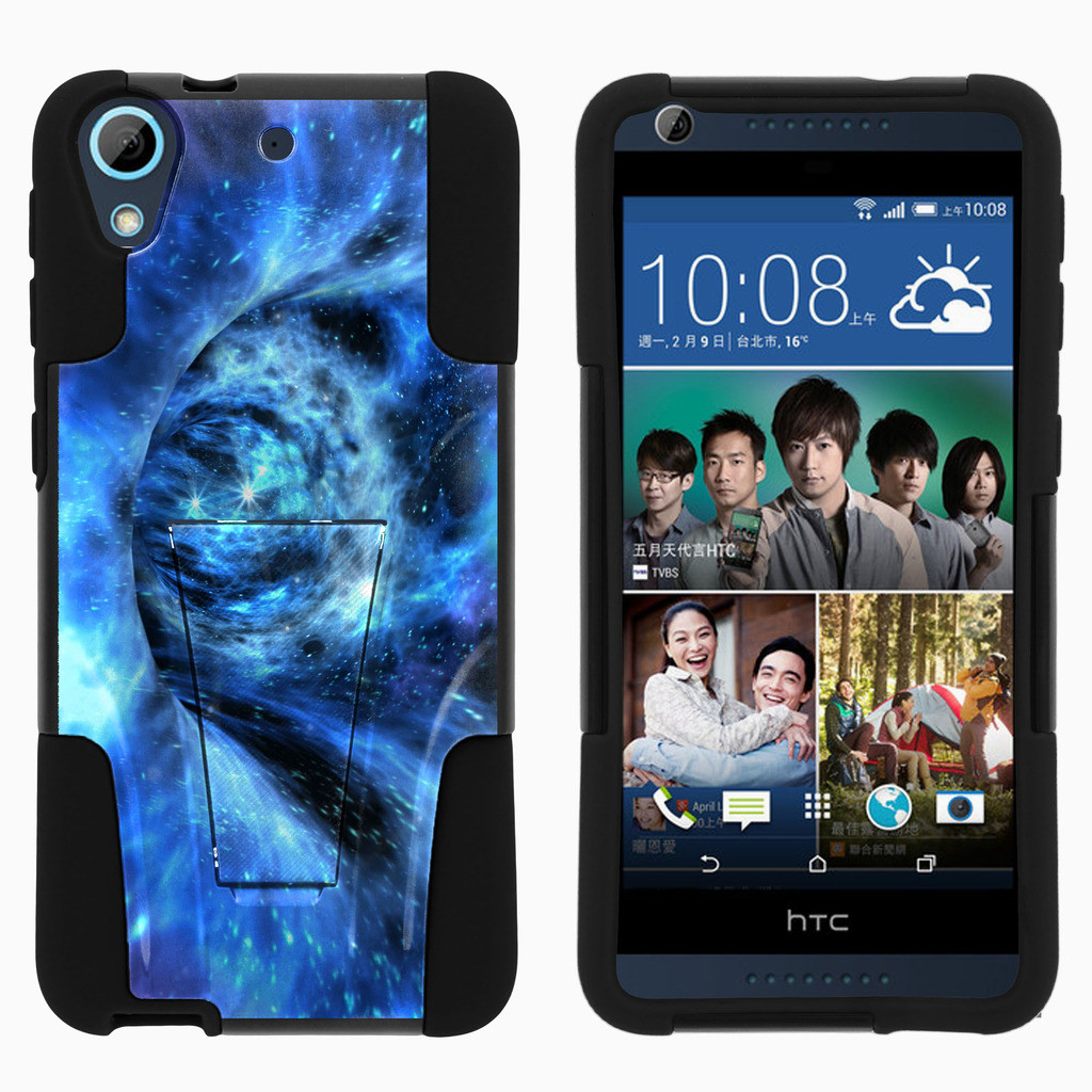 best service 92de8 69bfe HTC Desire 626 STRIKE IMPACT Dual Layer Shock Absorbing Case with ...