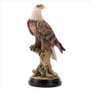 Gifts & Decor Home Accent Decor Majestic Mountain Eagle Statue Figurine