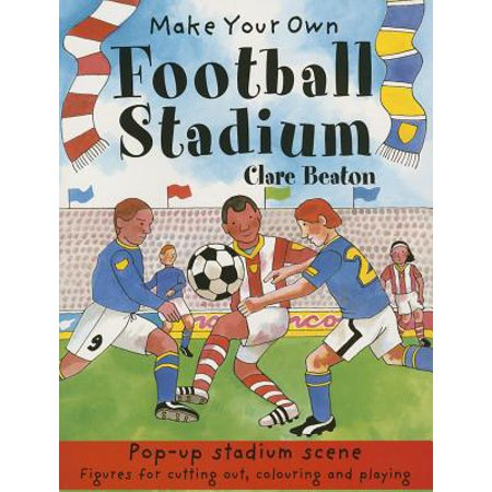 Make Your Own Football Stadium - Football Snack Stadium