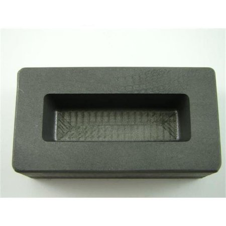 5 oz Gold Kitkat Bar High Density Graphite Ingot Mold 3 oz Silver Copper - image 1 of 1