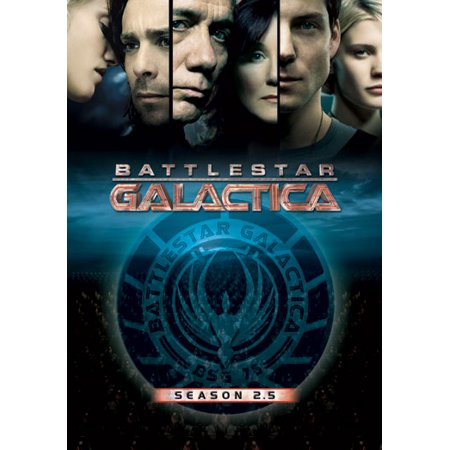 Battlestar Galactica Season 2 5  Dvd   Dd5 1 Eng Sp Ws  2005  Universal