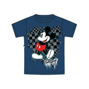 Disney Youth Check it Out Mickey Mouse (FL namedrop) Large Tee