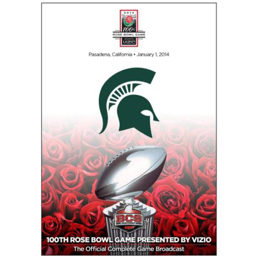 2014 Rose Bowl Game Presented By VIZIO: Michigan State Vs. Stanford