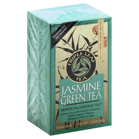 Triple Leaf Tea Jasmine Green Tea 20 Tea Bags