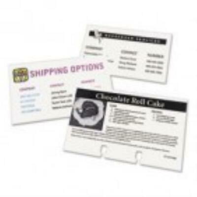 Avery Unruled Index Cards for Laser and Inkjet Printers, 3 x 5, White, 150/Box Laser Printer Index Maker