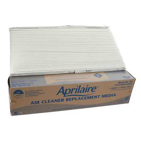 Aprilaire Air Cleaner Filter Media  20X25x6   Merv 10  201