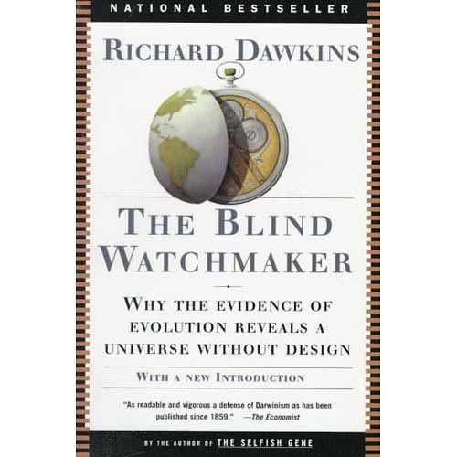 the blind watchmaker by richard dawkins essay