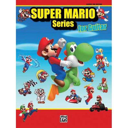 Guitare Tab - Super Mario Series for Guitar : Guitar Tab