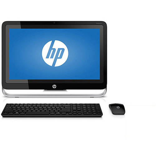"HP Pavilion TouchSmart 21-h013w All-in-One Desktop PC with Intel Pentium G3220T Processor, 4GB Memory, 21.5"" touch screen Display, 1TB Hard Drive and Windows 8.1 (Eligible for Windows 10 upgrade)"