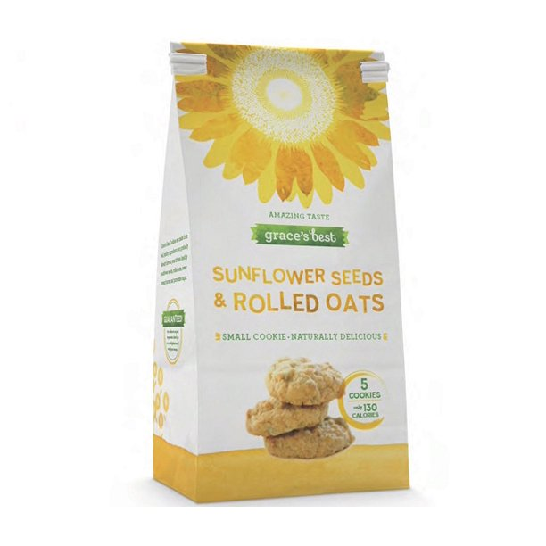 best slacks for work : Graces Best Sunflower Seed Cookies 12 oz - A Kansas Original