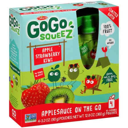 Is Gogo Squeez Baby Food