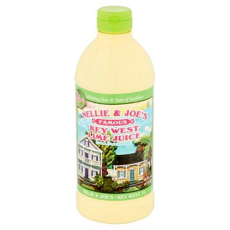Nellie & Joe's Famous Key West Lime Juice, 16 Fl  Oz