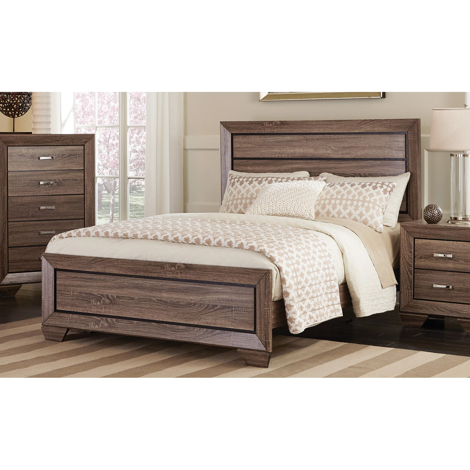 Coaster Furniture Kauffman Panel Bed