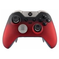 Soft Touch Shadow Red Xbox One ELITE Rapid Fire Modded Controller 40 Mods