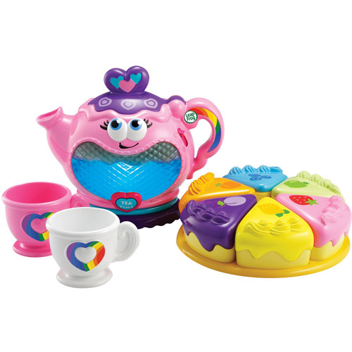 LeapFrog Musical Rainbow Tea Party Play Set