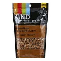 KIND Granola,Almond ButterCereal, Gluten Free, 11 oz