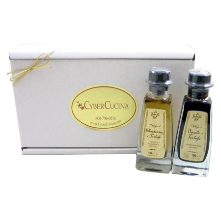 Truffle And Wine Dressings Duo Gift Pack