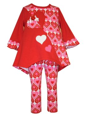 5a799378f020a Valentine's Day Kids and Baby Clothing - Walmart.com