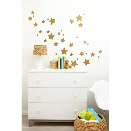 little love star wall decals. Black Bedroom Furniture Sets. Home Design Ideas