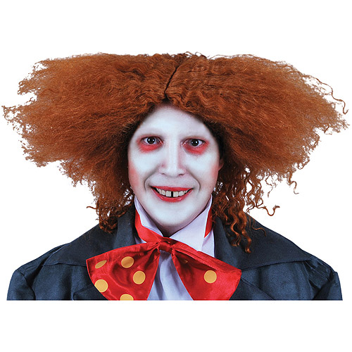 Mad Adult Party Halloween Wig