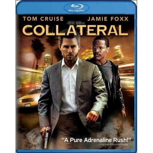 Collateral (Blu-ray) (Widescreen)