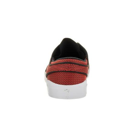 low priced cf1dc 37c1f Nike Men s Stefan Janoski Hyperfeel Xt Max Orange   Black Ankle-High Skateboarding  Shoe ...