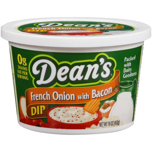 Dean's French Onion with Bacon Dip, 16 oz