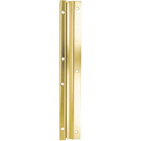 Ultra 59044 Brass Door Latch Protector