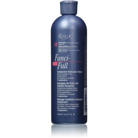 Roux Fanci-Full Rinse Temporary Hair Color, Spun Sand 15.20