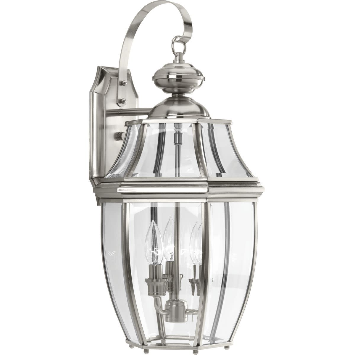 New Haven Collection Three-Light Large Wall Lantern
